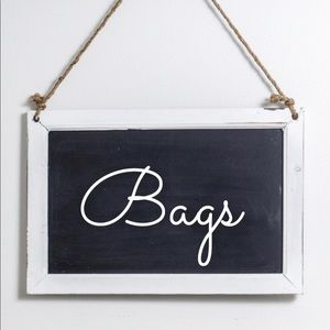 ••BAGS••